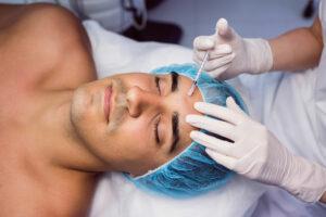 Injections du visage pour homme à Strasbourg - Clinique Rivoli Massena